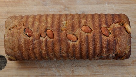 Gingerbread from Tall Grass Bakery at Ballard Farmers Market. Copyright Zachary D. Lyons..