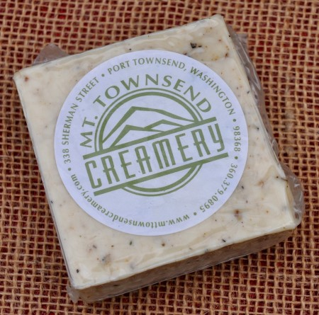 Black Crack Pepper Jack from Mt. Townsend Creamery. Photo copyright 2013 by Zachary D. Lyons.