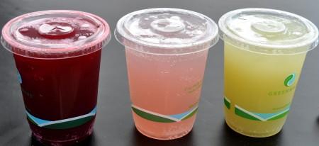Fresh sodas from Soda Jerk Sodas. Photo copyright 2013 by Zachary D. Lyons.