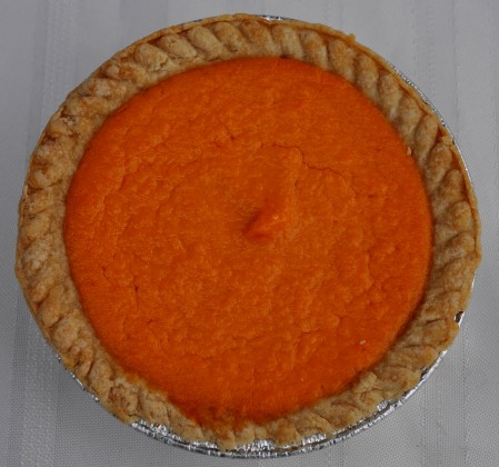 Sweet potato pie from Simply Soulful. Photo copyright 2013 by Zachary D. Lyons.