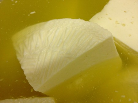Sheep feta from Glendale Shepherd. Photo courtesy Glendale Shepherd.
